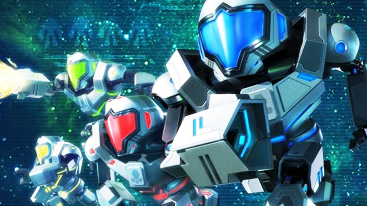 Metroid-Federation-Force
