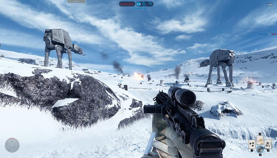 Star Wars Battlefront decepcionou muita gente por não ter campanha offline.
