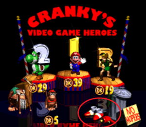 Donkey Kong Sonic