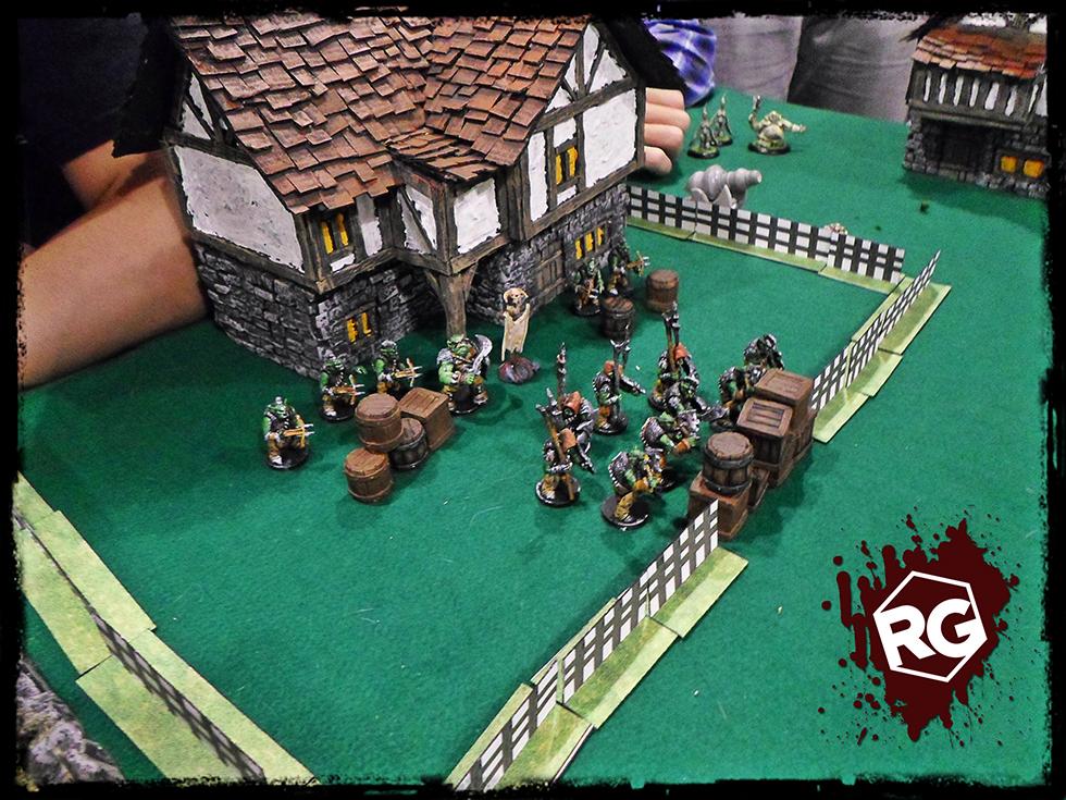 Fields of Gore, um Skirmish Brasileiro da Riachuelo Games.