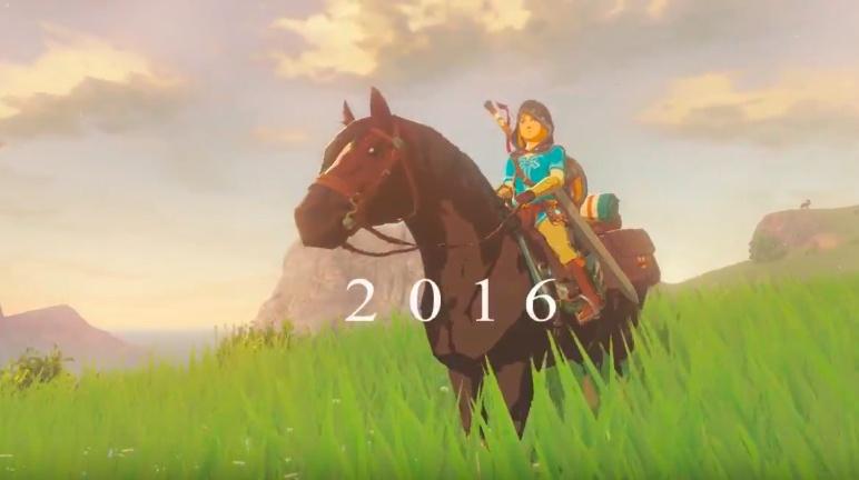 Zelda U 2016