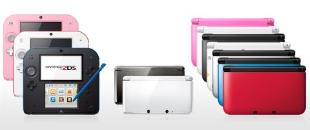 A família do 3DS cresceu e mudou muito desde seu lançamento.