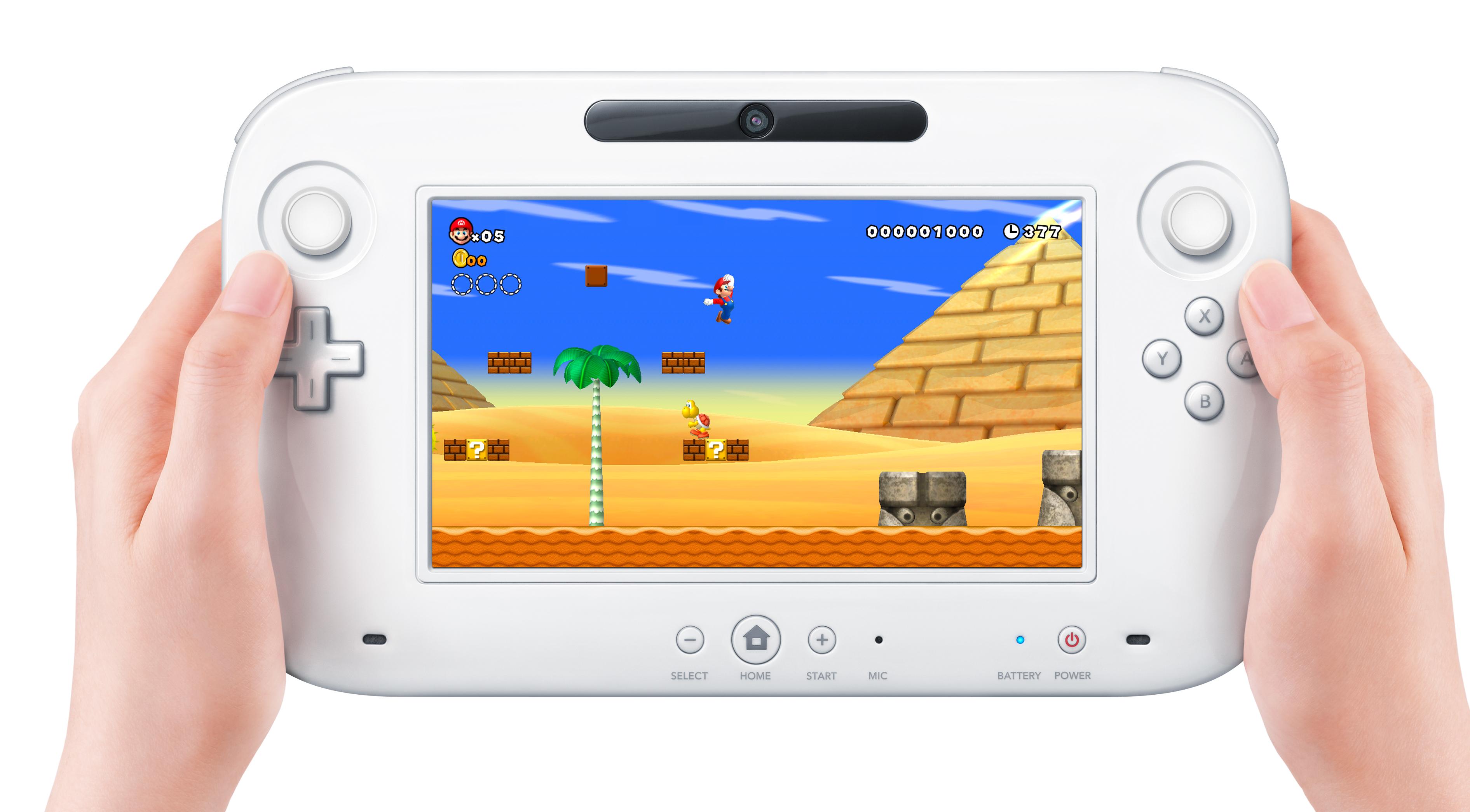 O controle do Wii U nos deu uma boa ideia de como um sistema hibrido poderia funcionar.