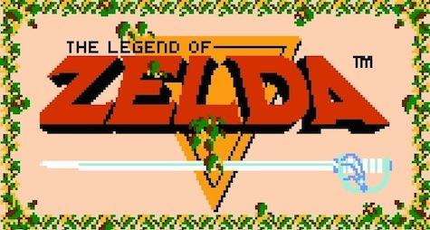 Zelda-NES-Logo