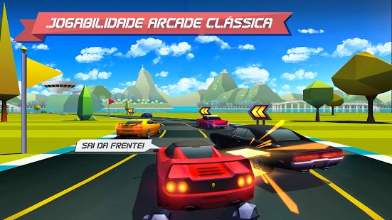 Horizon Chase: o jogo permite algumas corridas grátis