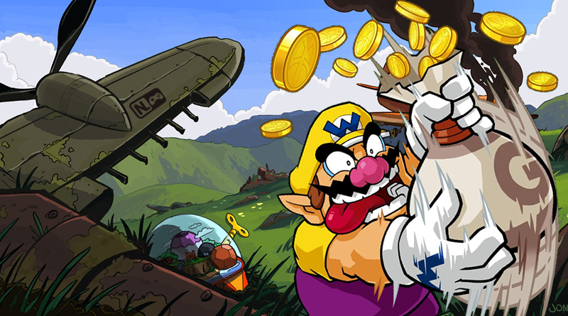 Nintendo e sua mão fechada.