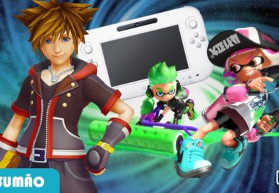 Resumão: Splatoon 2, Atualização do Wii U e Switch em alta