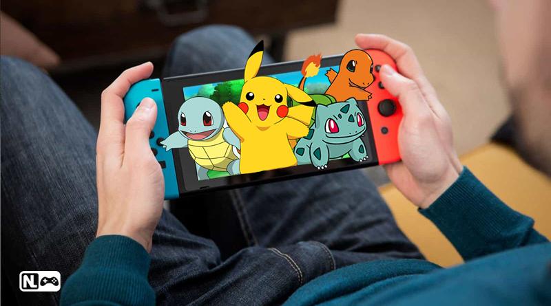 Você no Controle: Pokémon no Switch