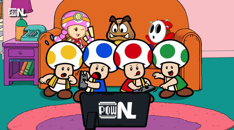 Nintendo POWdcast #43 – Jogos que jogamos, que estamos jogando e que queremos jogar