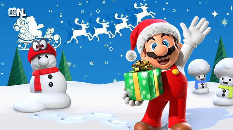 Nintendo POWdcast #45 – Especial de Natal: 2017 deu Game Over! Continue em 2018?