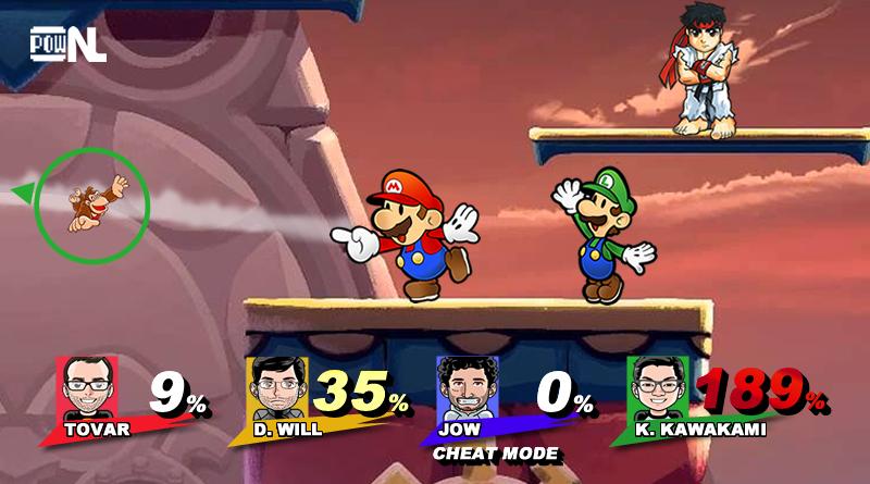 Nintendo POWdcast #48 – Super Smash Bros e seus Clones(?)