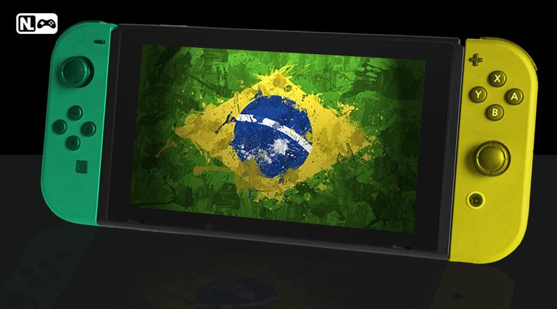 Dicas para comprar um Switch e jogos no Brasil