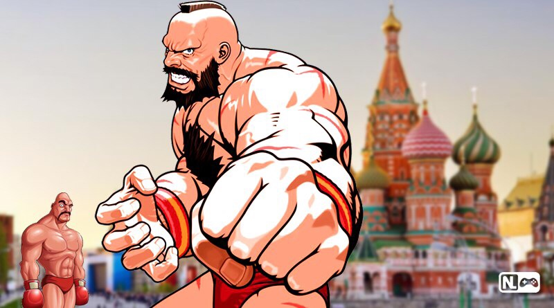 Em Ritmo de Copa: Personagens Russos nos Videogames