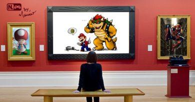 Imagem do Dia: Baby Mario