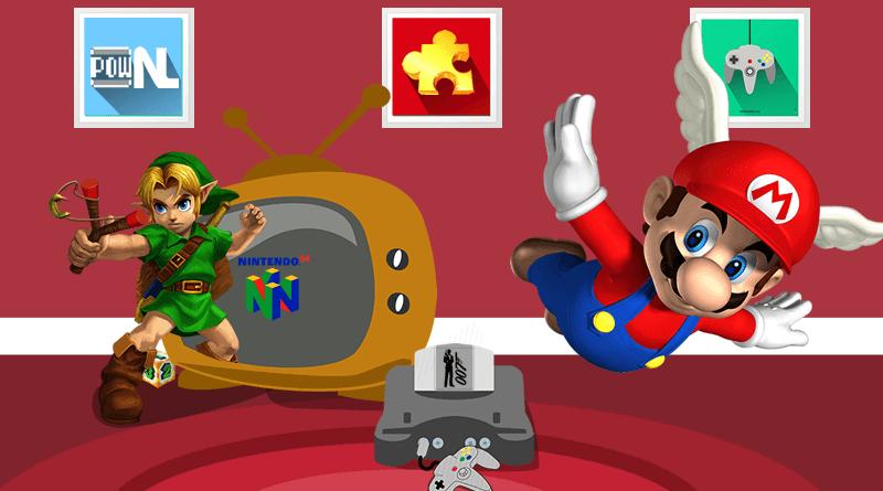 Nintendo POWdcast #64 – Dossiê: Nintendo 64
