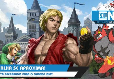 Nintendo POWdcast #67 – Relatório Fiscal, Zelda by Netflix e Direct de Smash