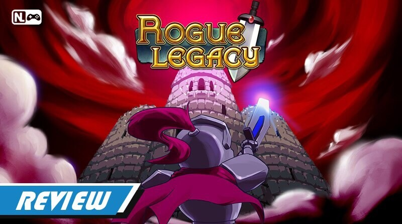 [REVIEW] Rogue Legacy
