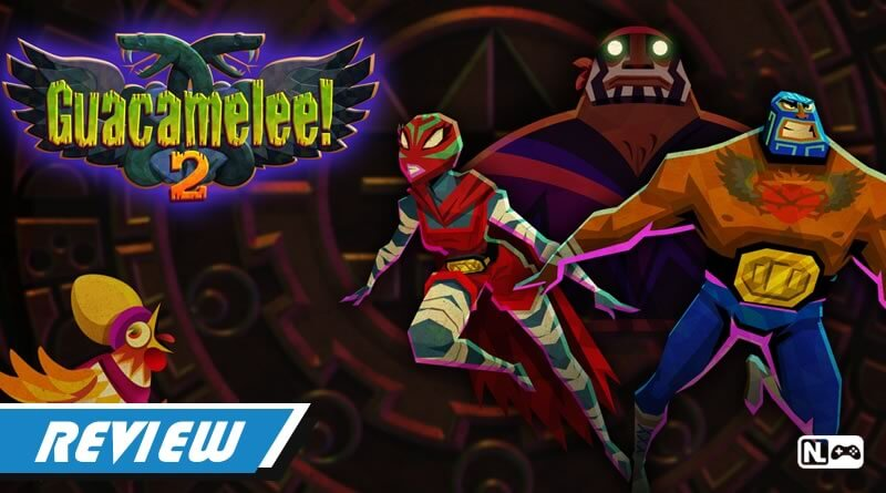 [REVIEW] Guacamelee 2