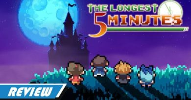 [REVIEW] The Longest Five Minutes