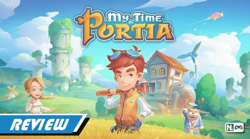 [REVIEW] My time at Portia