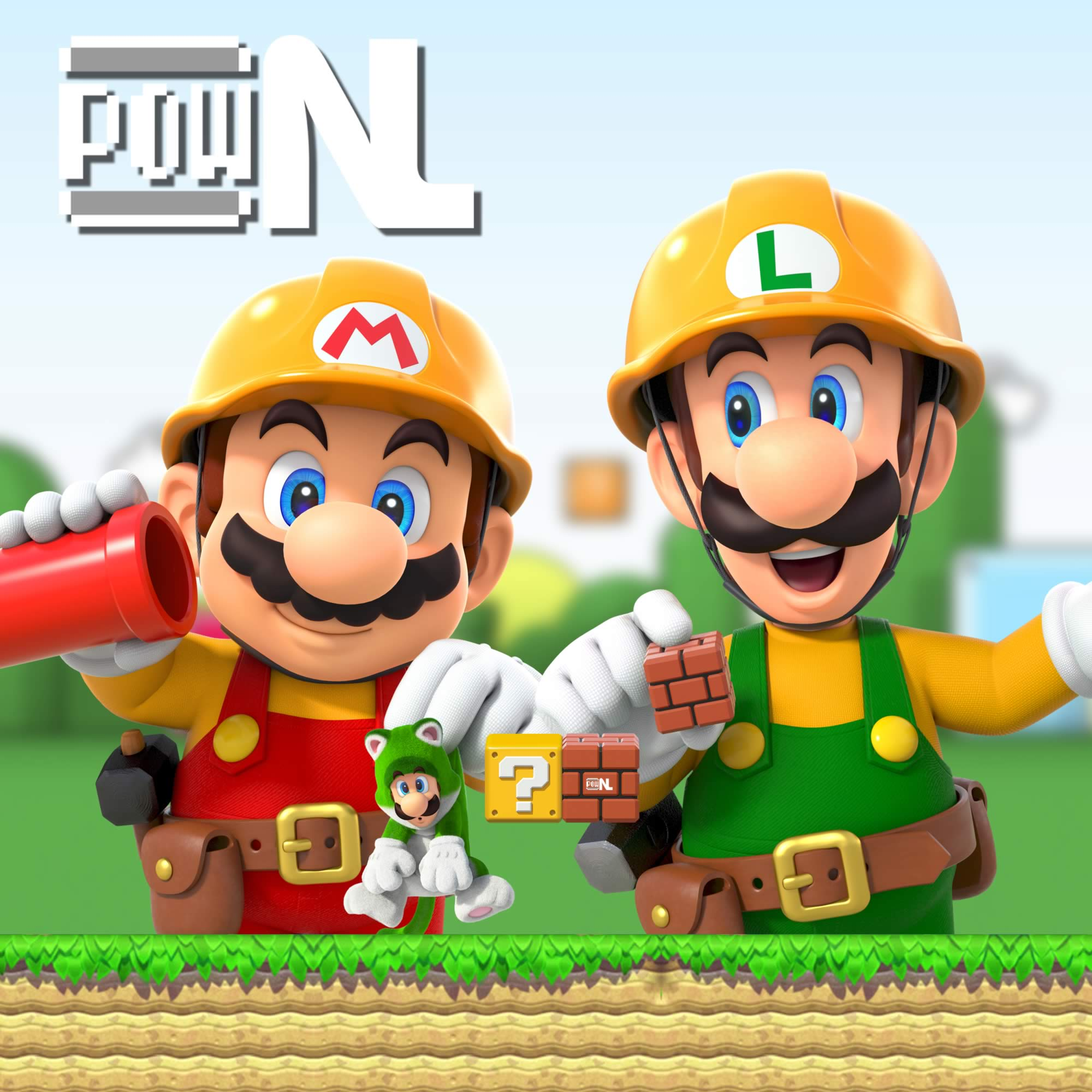 Nintendo POWdcast #86 – Super Mario Maker 2