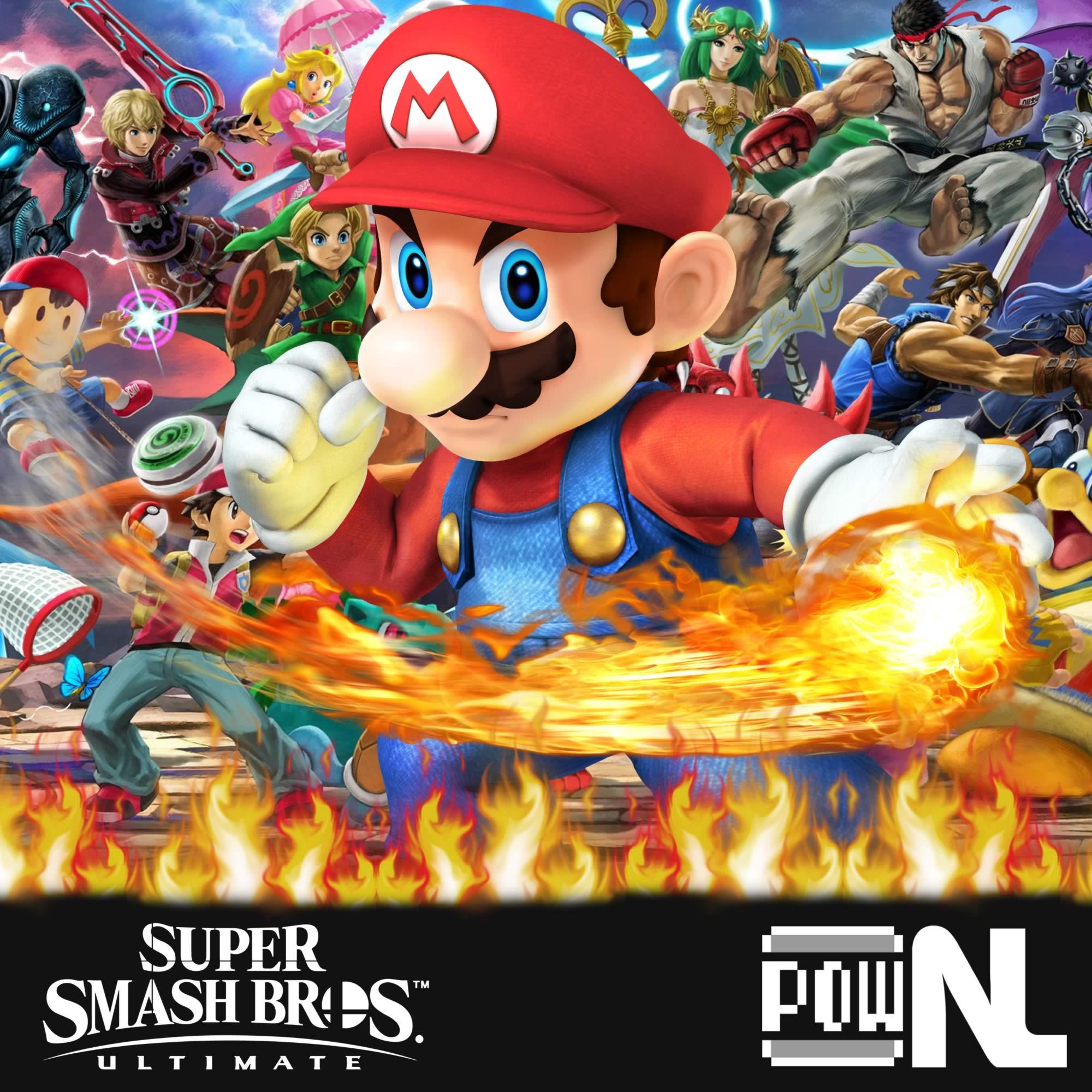 Nintendo POWdcast #89 – Super Smash Bros. Ultimate
