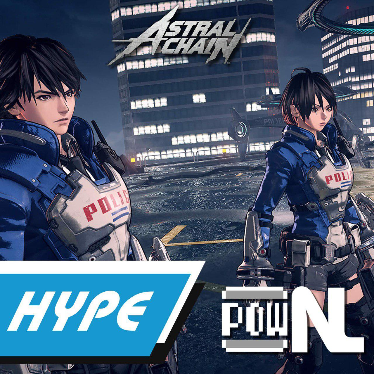 HYPE #01 – Astral Chain