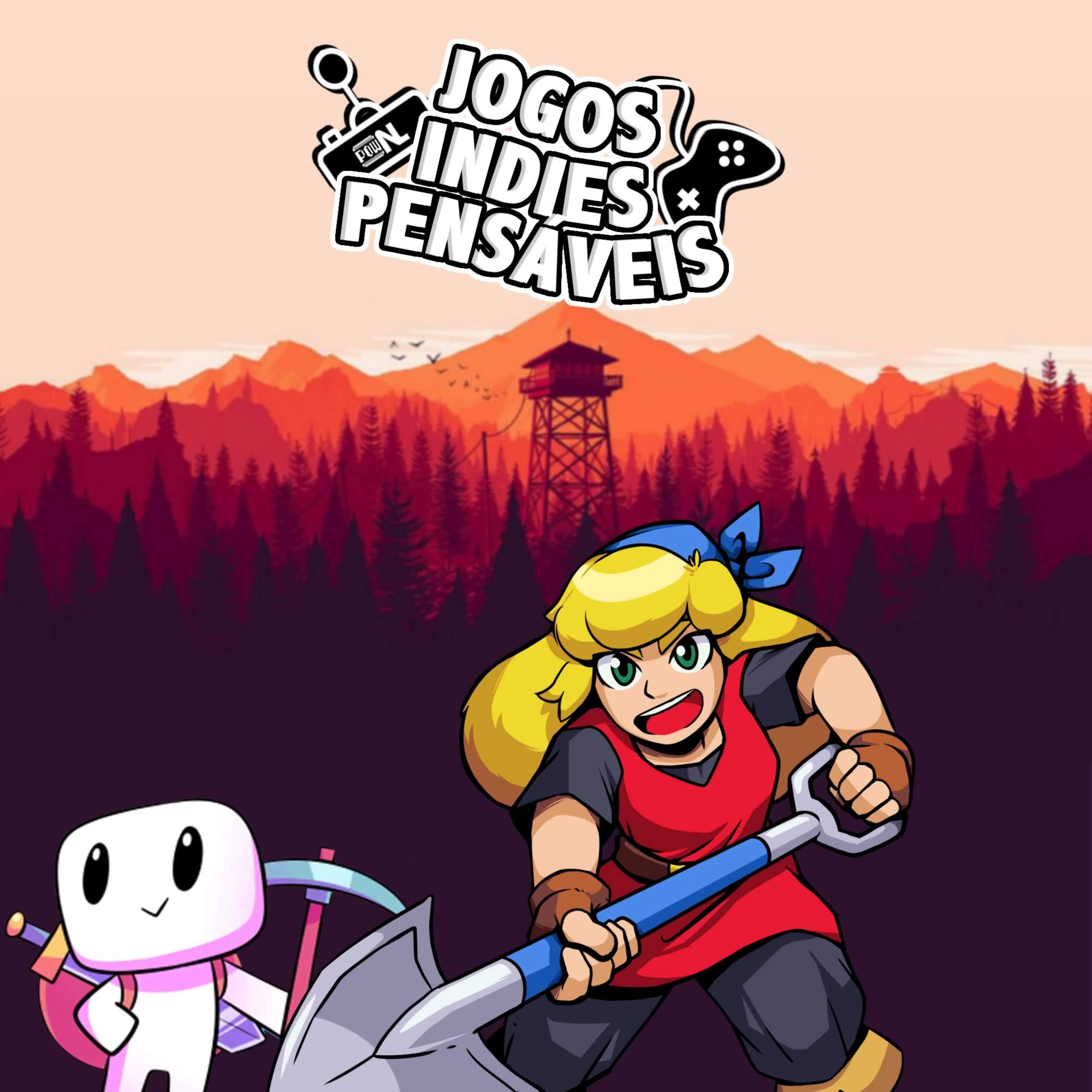 Nintendo POWdcast #91 – Jogos INDIEspensaveis: Crypt of the NecroDancer, Forager e Firewatch