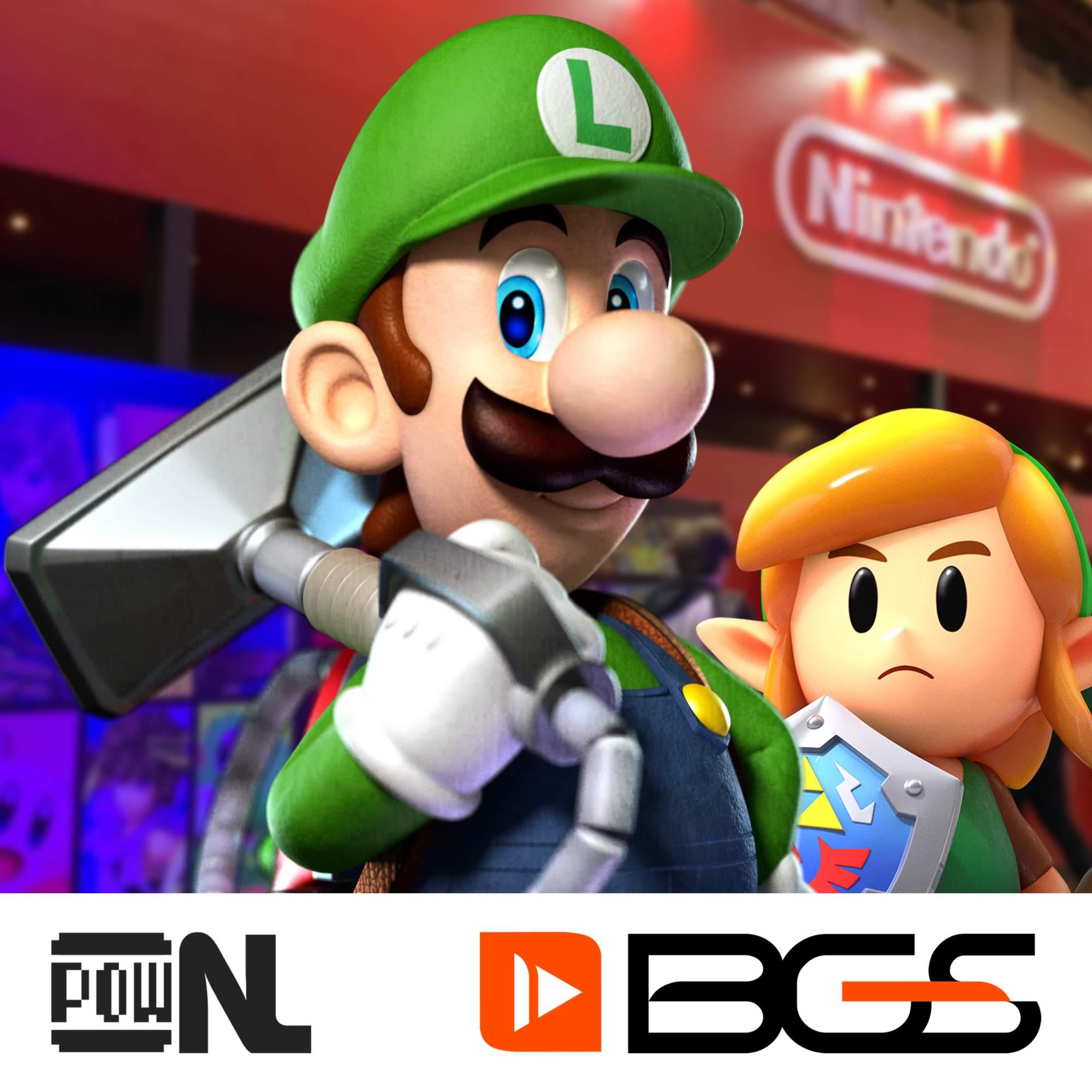 Nintendo POWdcast #94 – BGS 2019