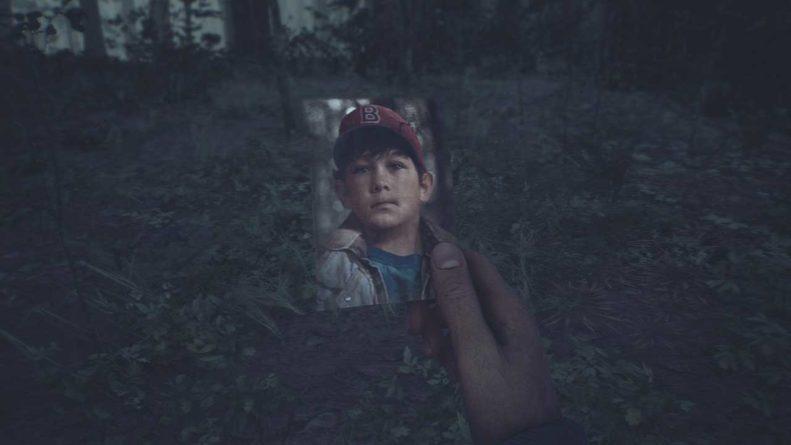 O garoto perdido