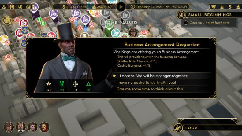 E aí, chefe, vai fazer o quê?