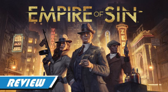 Empire of Sin Capa