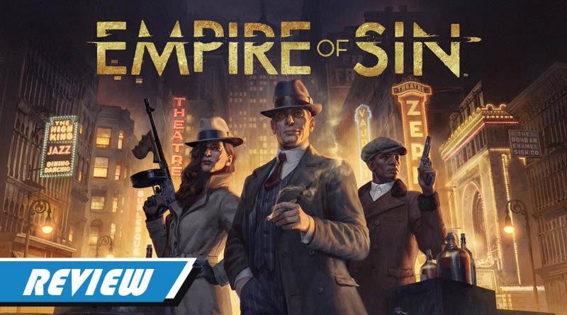Empire of Sin Capa
