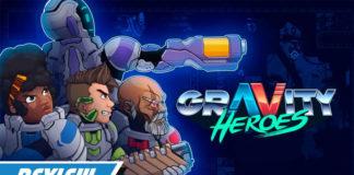 Gravity Heroes Capa