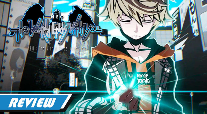 NEO: The World Ends With You Capa