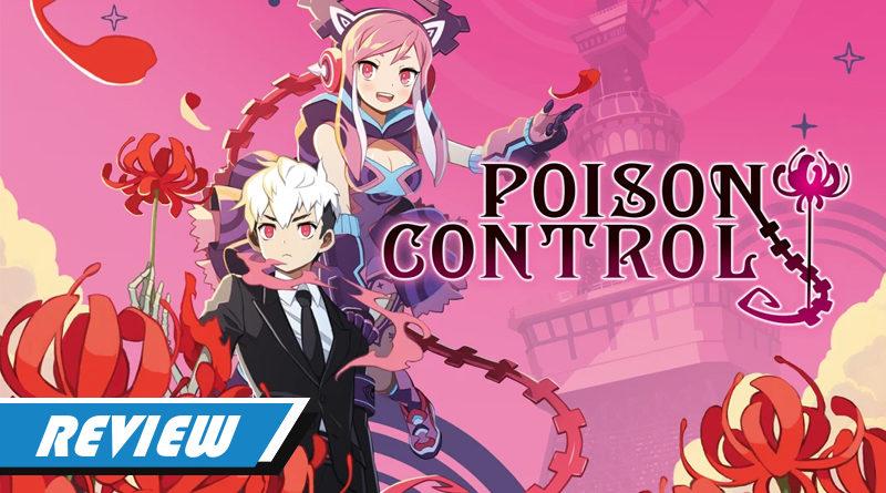 Poison Control Capa