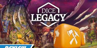 Dice Legacy Capa