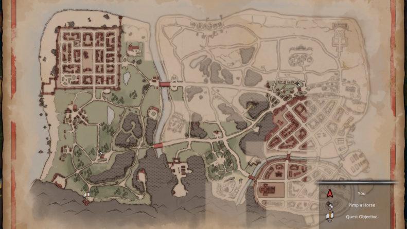 Mapa expansível