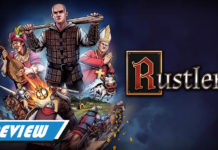 Rustler capa