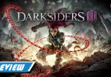 Darksiders III capa